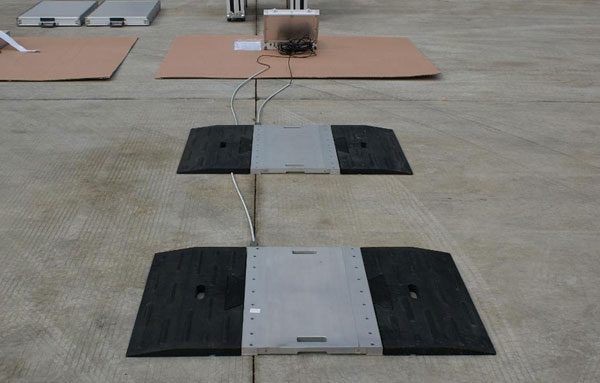 Axle Weigh - Pad